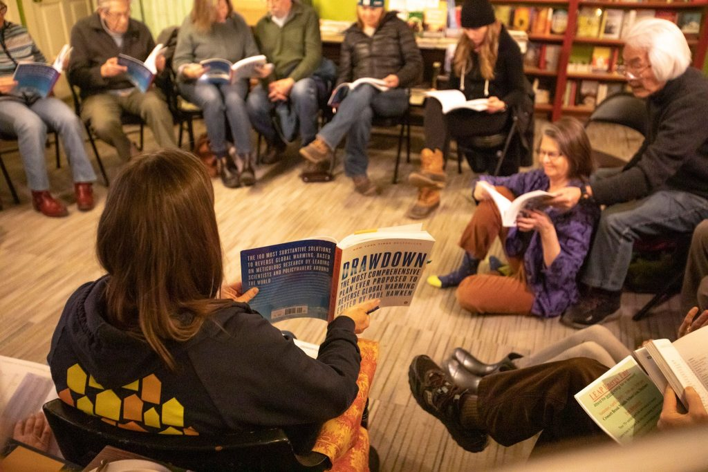 Drawdown Book Discussion: Local Solutions, Global Change @ Dorothy Alling Memorial Library | Williston | Vermont | United States